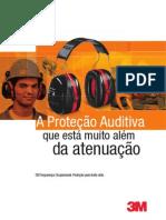 3M Proteção Auditiva