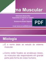 Sistema Muscular - Aula 2