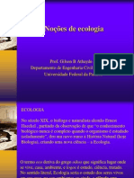 aula 01 noçoes de ecologia