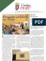 Boletín 0009, Contigo Perú; Navarra, España