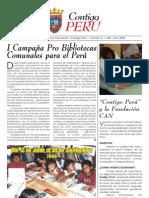 Boletín 0008, Contigo Perú; Navarra, España
