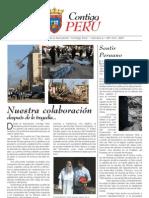Boletín 0006, Contigo Perú; Navarra, España