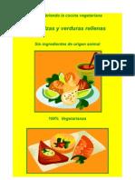 Cocina Vegana-Verduras Rellenas
