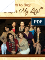 "8 Ways to Say ""I Love My Life!"" edited by Sylvia Mendoza with a foreword by Vikki Carr"