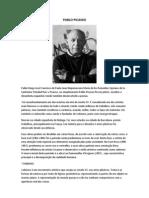 1 Trimestre Pablo Picasso