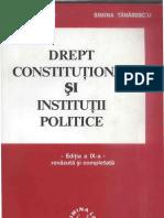 Drept Constitutional Si Intitutii Publice - Muraru, Tanasescu
