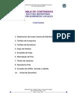 Recetas LORE Y PAME.doc