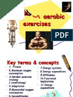 Aerobic Exercises 2