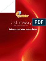 Guia do usuário Slimway TV port