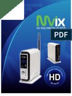 MVix Manual