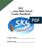 VBS Leader Handbook