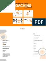 WeCreate International Coaching Certification Manual