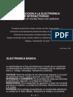 Presentacion Electronica
