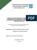 Libro de Ingeniería Sanitaria II