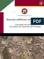 Facultad Derecho +Ciencias Trabajo 01·presentación Proyecto básico