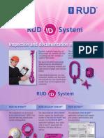 RUD - RF-ID tags