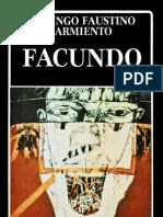 Domingo Faustino Sarmiento, Facundo