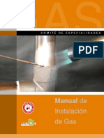 Manual de Instalacion de Gas Domiciliario