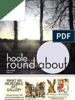 Hoole Roundabout magazine March 2009