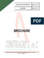 Brochure Construagro s. en c.