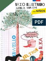 DICCIONARIO ILUSTRADO PARA NIÑOS MAPUCHE