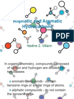 Aliphatic and Aromatic Hydrocarbons