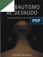 Anabautismo Al Desnudo