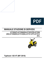Piaggio Zip 100 4t (EN) | Carburetor | ke