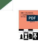 500 Celadas y Combinaciones en Las Aperturas Aguilera