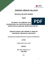 102561763-Tesis-Influencia-del-liderazgo-en-clima-organizacional.doc