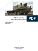 BTR-MD Rakushka Airborne Armored Personnel Carrier | Military-Today.com