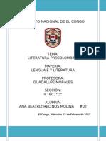 precolombina- literatura. bella.doc