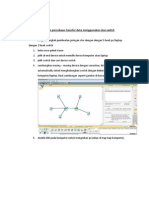 Praktikum Percobaan Transfer Data Menggunakan Dua Hub Dan Dua Switch