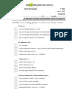 RELEVO-DINÂMICA BACIAS HIDROGRÁFICAS [FT - 7º ANO] (RP)