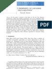 Yamato - The Left Periphery of Japanese Exclamatives [Sl 2010]