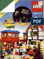 Lego 6000 Idea Book
