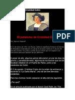 El judaísmo de Cristóbal Colón