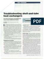 Troubleshoot in Heat Exchangers HP 1996