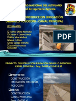 Exp. Proyecto Orurillo