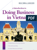 An Introduction to Doing Business in Vietnam 2012