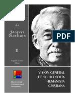 Jaques Maritain HUMANISMO