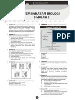 Pembahasan Un Biologi Tryout 1 - Copy