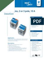 Datasheet G Relays