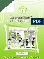 Titulo 1 Organizacion de La Escuela Modulo 1