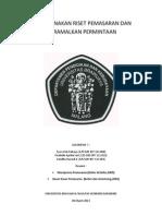 MELAKSANAKAN RISET PEMASARAN DAN MERAMALKAN PERMINTAAN.docx