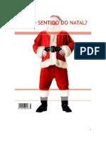 Qual o Sentido Do Natal [Annimo]