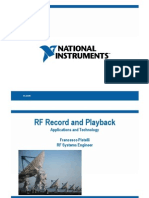 RF Record & Playback