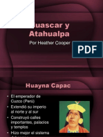 Huascar Atahualpa 1
