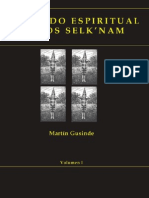 EL MUNDO ESPIRITUAL DE LOS SELK'NAM Volumen I