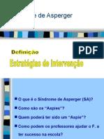sindrome asperger